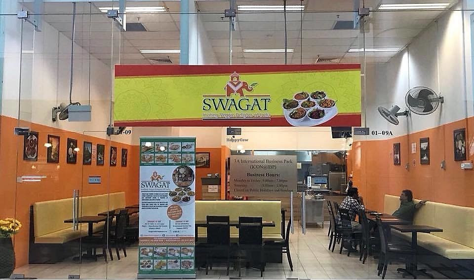 """Photo of Swagat Indian Vegetarian - Changi  by <a href=""""/members/profile/community5"""">community5</a> <br/>Swagat <br/> March 19, 2018  - <a href='/contact/abuse/image/111339/372928'>Report</a>"""