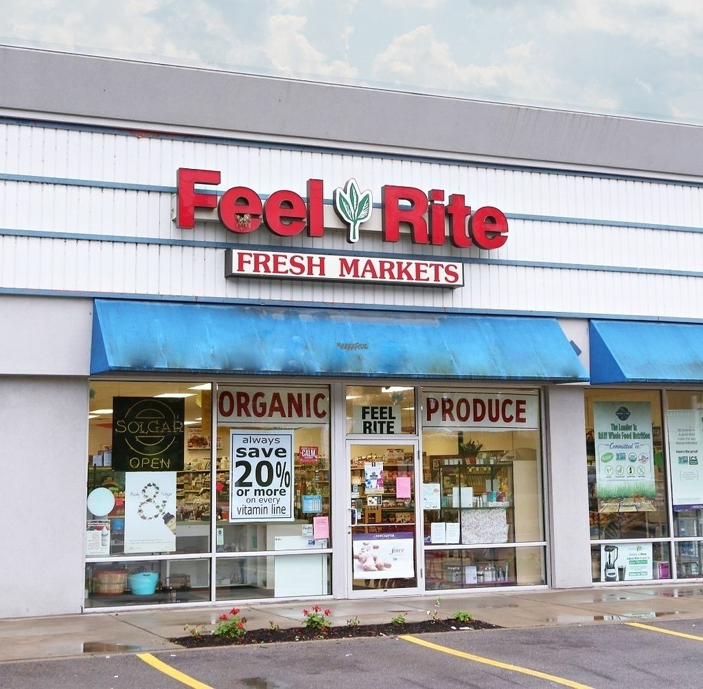 """Photo of Feel-Rite Fresh Market - West Seneca  by <a href=""""/members/profile/feelrite"""">feelrite</a> <br/>Feel Rite West Seneca Store Front <br/> September 29, 2016  - <a href='/contact/abuse/image/11134/178462'>Report</a>"""