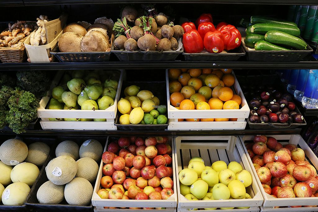 """Photo of Feel-Rite Fresh Market - West Seneca  by <a href=""""/members/profile/feelrite"""">feelrite</a> <br/>Feel Rite carries only organic produce! <br/> September 29, 2016  - <a href='/contact/abuse/image/11134/178463'>Report</a>"""