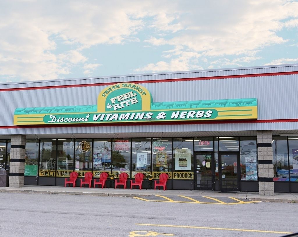 """Photo of Feel-Rite Fresh Market - Williamsville  by <a href=""""/members/profile/feelrite"""">feelrite</a> <br/>Feel Rite Williamsville Store Front <br/> September 29, 2016  - <a href='/contact/abuse/image/11135/178458'>Report</a>"""