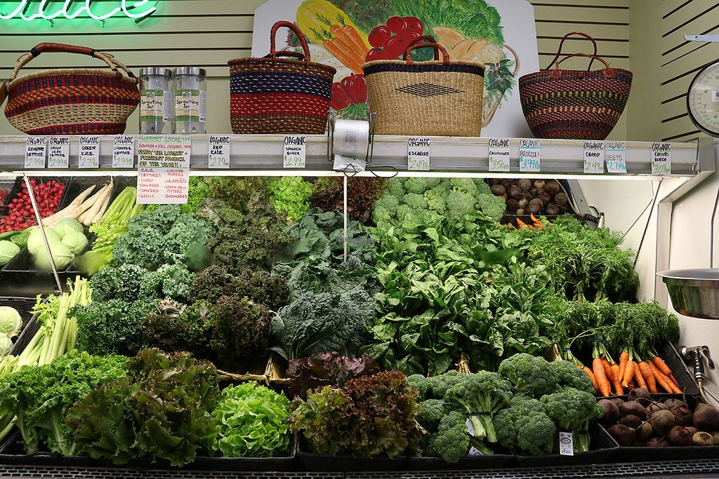 """Photo of Feel-Rite Fresh Market - Williamsville  by <a href=""""/members/profile/feelrite"""">feelrite</a> <br/>Feel Rite carries only organic produce! <br/> September 29, 2016  - <a href='/contact/abuse/image/11135/178460'>Report</a>"""