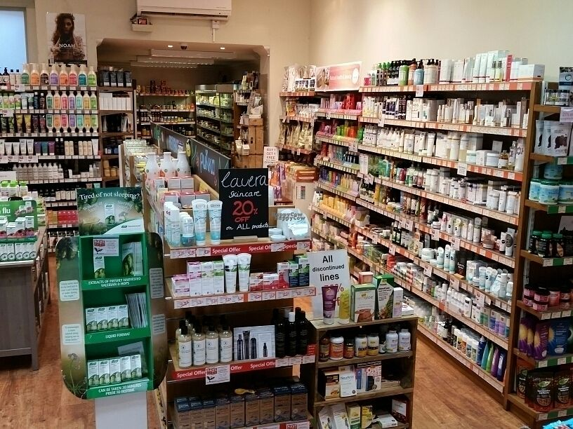 """Photo of Alara Health Store  by <a href=""""/members/profile/eric"""">eric</a> <br/>inside <br/> October 4, 2016  - <a href='/contact/abuse/image/11136/179639'>Report</a>"""