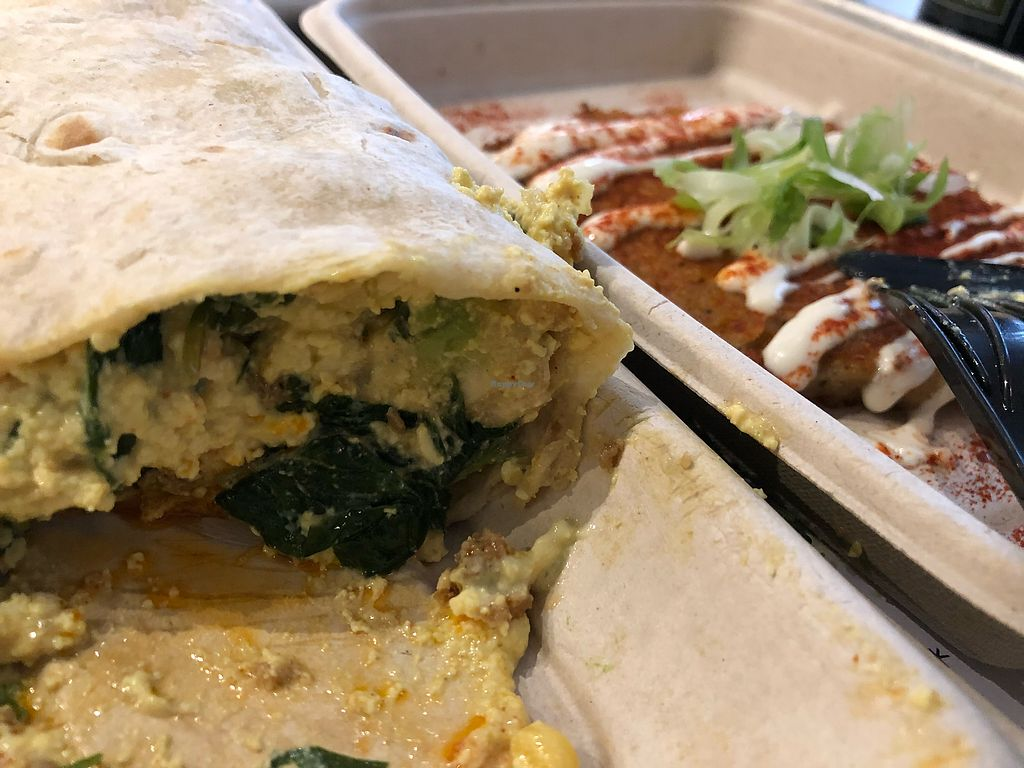 "Photo of By Chloe - Covent Garden  by <a href=""/members/profile/Hileydangerous"">Hileydangerous</a> <br/>""The Sunrise"" INCREDIBLE tofu scramble is rich in Flavour <br/> March 30, 2018  - <a href='/contact/abuse/image/111410/378336'>Report</a>"