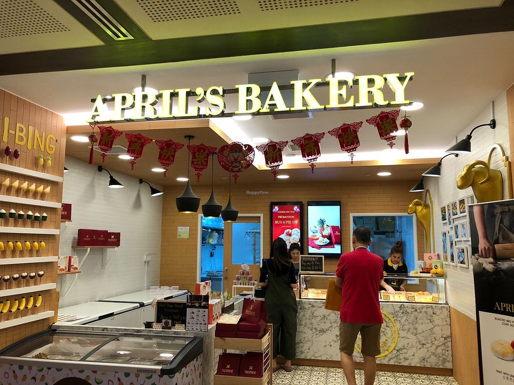 """Photo of April's Bakery - Chinatown Point  by <a href=""""/members/profile/CherylQuincy"""">CherylQuincy</a> <br/>Shop front <br/> February 7, 2018  - <a href='/contact/abuse/image/111423/355870'>Report</a>"""