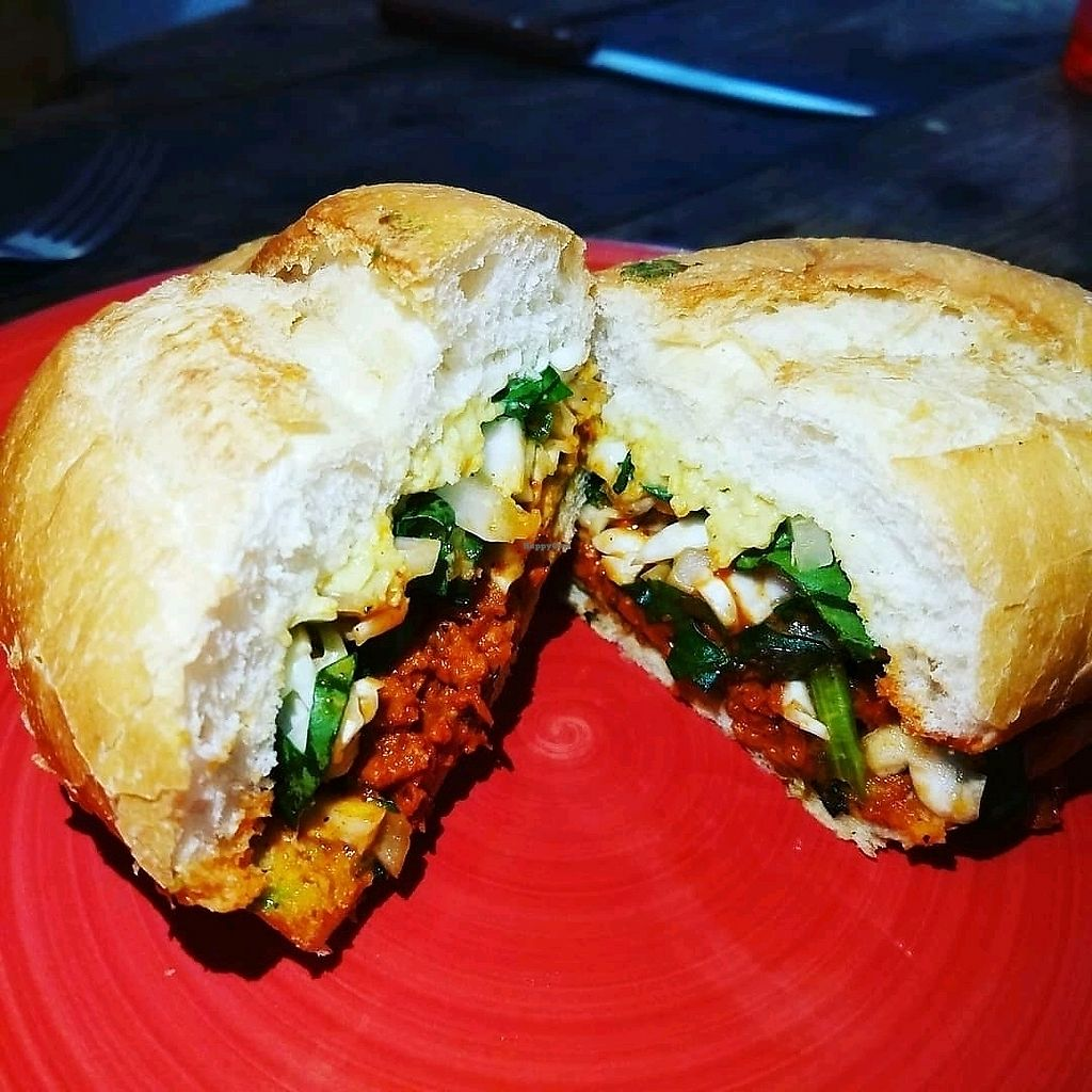 """Photo of Nectar - Peace & Love Food  by <a href=""""/members/profile/KaitLaPierre"""">KaitLaPierre</a> <br/>Torta! <br/> March 11, 2018  - <a href='/contact/abuse/image/111445/369110'>Report</a>"""