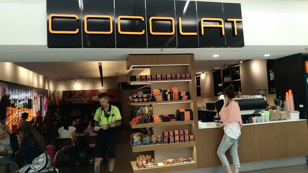 """Photo of Cocolat - Adelaide Airport  by <a href=""""/members/profile/lasm"""">lasm</a> <br/>Adelaide airport transit area <br/> February 8, 2018  - <a href='/contact/abuse/image/111480/356210'>Report</a>"""