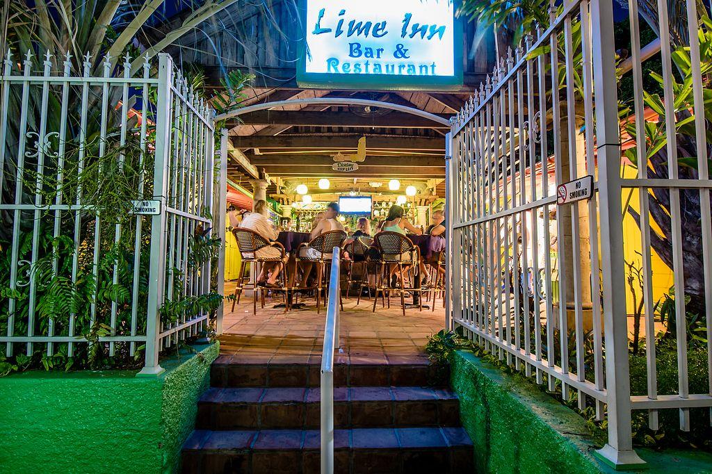 "Photo of Lime Inn Bar & Restaurant  by <a href=""/members/profile/limeinn"">limeinn</a> <br/>Entrance to Lime Inn <br/> February 9, 2018  - <a href='/contact/abuse/image/111522/356783'>Report</a>"