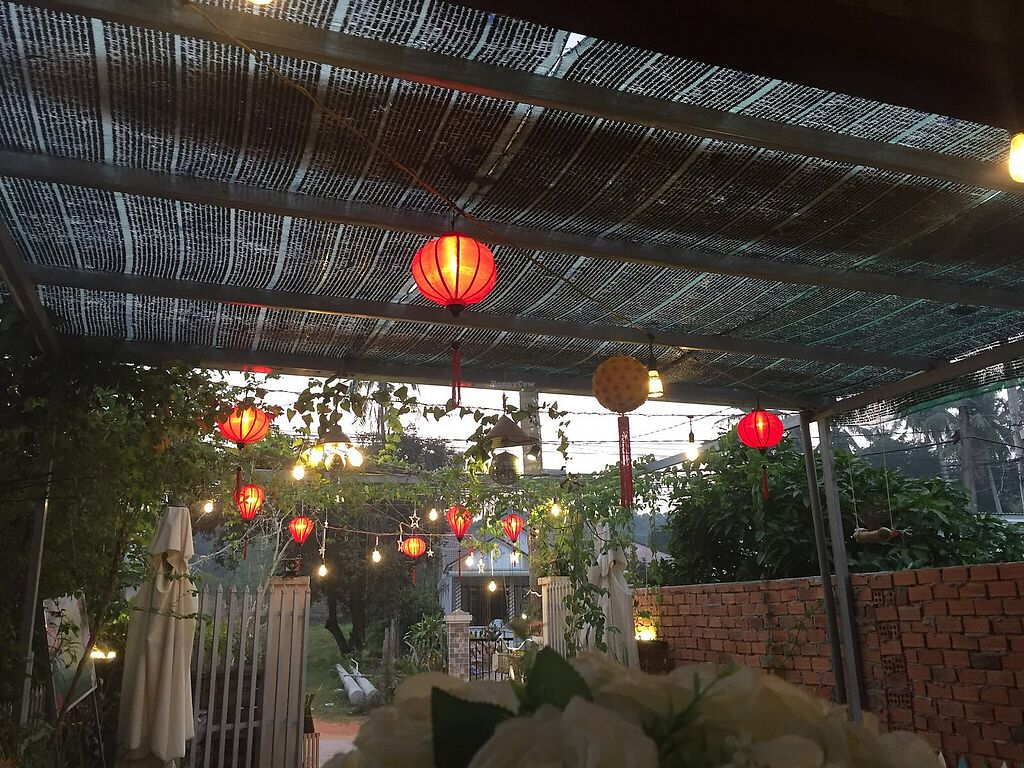 """Photo of The Clam's House  by <a href=""""/members/profile/JuergenKracke"""">JuergenKracke</a> <br/>The Clam's House (decorated for TET, Chinese New Year) <br/> February 9, 2018  - <a href='/contact/abuse/image/111575/356635'>Report</a>"""
