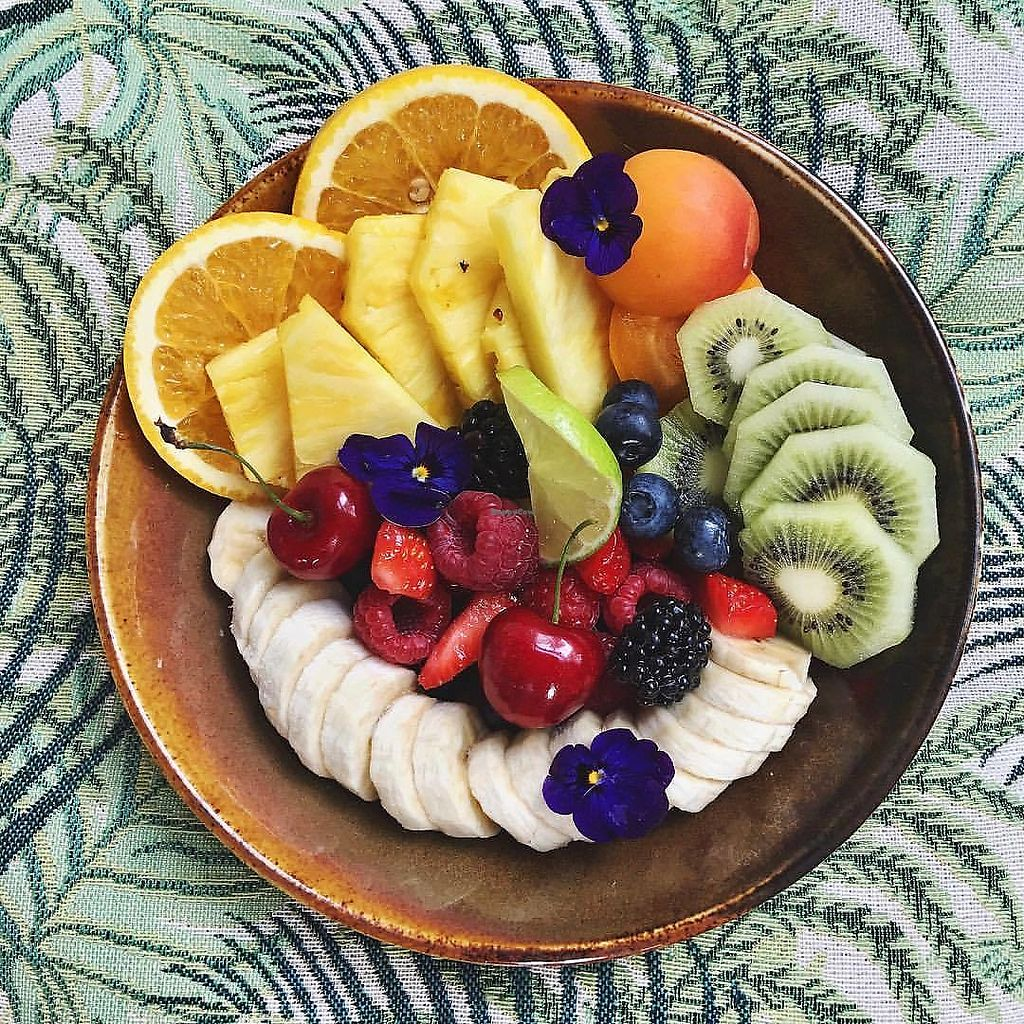 """Photo of Benji's  by <a href=""""/members/profile/happyowl"""">happyowl</a> <br/>Jungle fruit bowl <br/> February 13, 2018  - <a href='/contact/abuse/image/111589/358731'>Report</a>"""