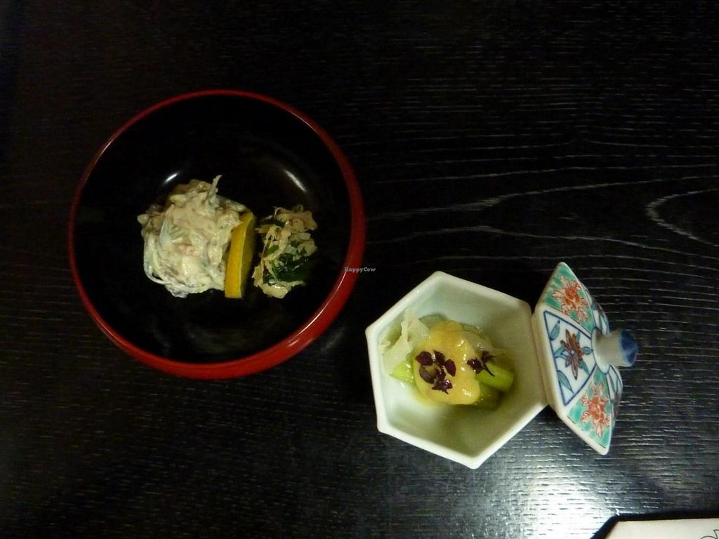 """Photo of REMOVED: Izusen  by <a href=""""/members/profile/delphis"""">delphis</a> <br/>One of the many dishes served at Izusen <br/> July 27, 2014  - <a href='/contact/abuse/image/11159/75218'>Report</a>"""