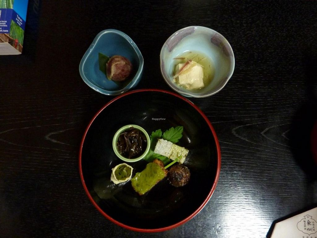 """Photo of REMOVED: Izusen  by <a href=""""/members/profile/delphis"""">delphis</a> <br/>One of the many dishes served at Izusen <br/> July 27, 2014  - <a href='/contact/abuse/image/11159/75219'>Report</a>"""