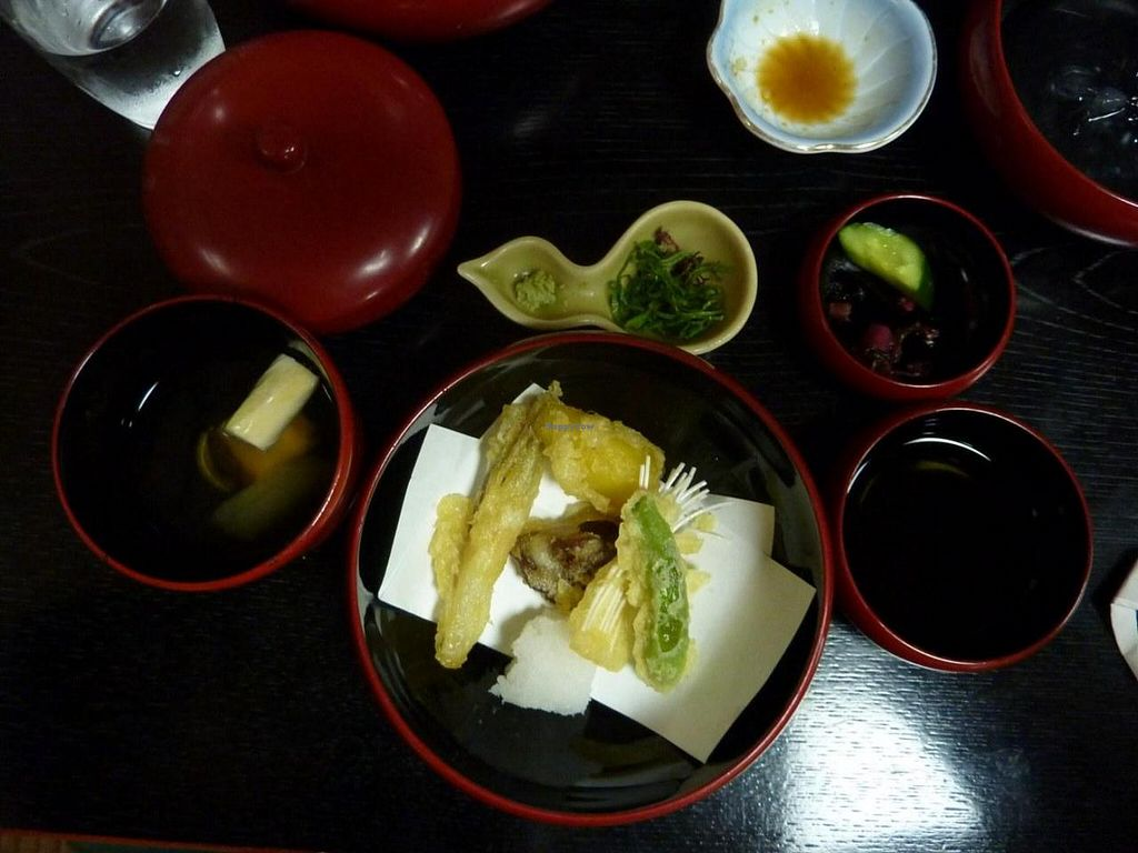 """Photo of REMOVED: Izusen  by <a href=""""/members/profile/delphis"""">delphis</a> <br/>Some other dishes served at Izusen <br/> July 27, 2014  - <a href='/contact/abuse/image/11159/75223'>Report</a>"""