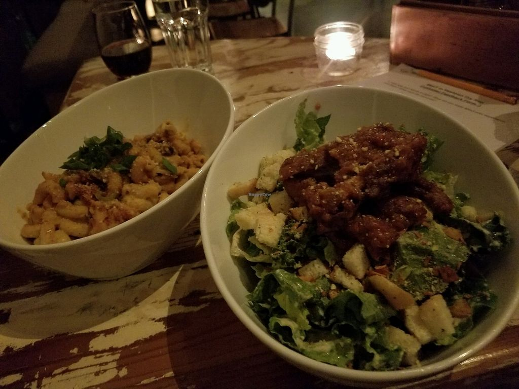 """Photo of MeeT in Yaletown  by <a href=""""/members/profile/scapina"""">scapina</a> <br/>Mom's Hamburger Helper and a BBQ Caesar w/ whiskey chiggen <br/> February 9, 2018  - <a href='/contact/abuse/image/111606/356980'>Report</a>"""