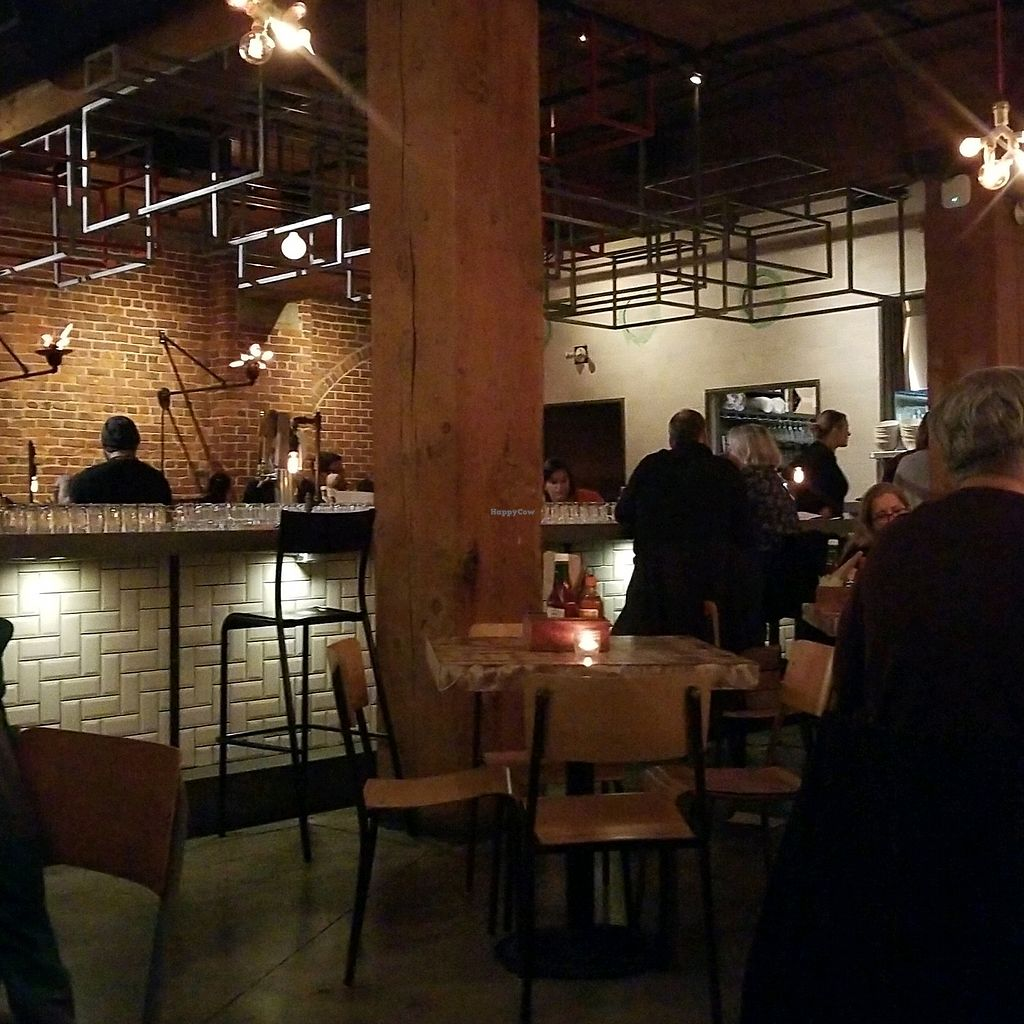 """Photo of MeeT in Yaletown  by <a href=""""/members/profile/scapina"""">scapina</a> <br/>Inside at soft opening  <br/> February 9, 2018  - <a href='/contact/abuse/image/111606/356981'>Report</a>"""