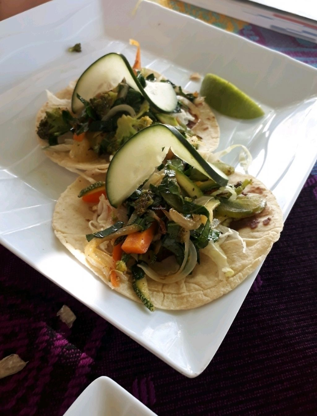 "Photo of El Cocodrilo  by <a href=""/members/profile/Flouw"">Flouw</a> <br/>vegan tacos <br/> March 5, 2018  - <a href='/contact/abuse/image/111619/381581'>Report</a>"
