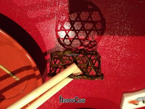 """Photo of Kanga An  by <a href=""""/members/profile/slo0go"""">slo0go</a> <br/>This seaweed basket was edible, too! <br/> December 4, 2012  - <a href='/contact/abuse/image/11161/41283'>Report</a>"""