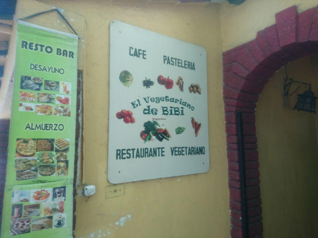 """Photo of El Vegetariano de Bibi  by <a href=""""/members/profile/Flofloflo"""">Flofloflo</a> <br/>El Vegetariano de Bibi <br/> February 10, 2018  - <a href='/contact/abuse/image/111621/357340'>Report</a>"""