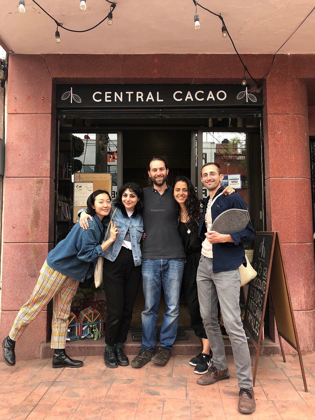 """Photo of Central Cacao  by <a href=""""/members/profile/FioMigliore"""" class=""""title__title"""">FioMigliore</a> <br/>Perfecto place for a friends moment ❤️. The atmosphere is welcoming and warm  <br/> February 18, 2018  - <a href='/contact/abuse/image/111627/360942'>Report</a>"""