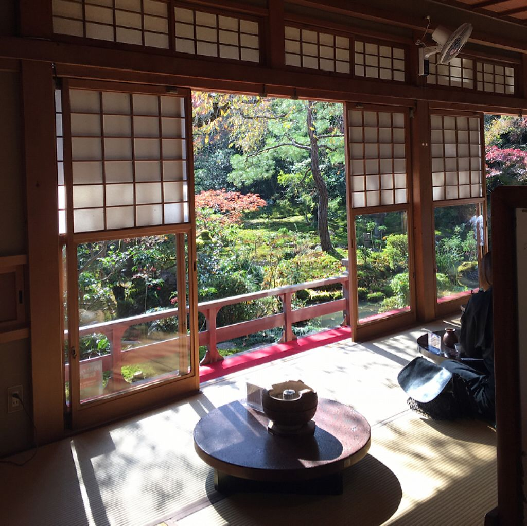 "Photo of Ryoanji Yudofu - Seigenin  by <a href=""/members/profile/YuriS"">YuriS</a> <br/>gorgeous location <br/> November 15, 2016  - <a href='/contact/abuse/image/11164/190297'>Report</a>"