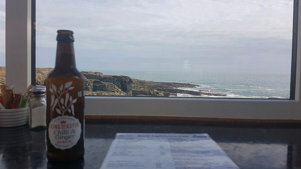 """Photo of Hook Lighthouse Cafe  by <a href=""""/members/profile/AnnHook"""">AnnHook</a> <br/>View from cafe <br/> February 19, 2018  - <a href='/contact/abuse/image/111683/361307'>Report</a>"""