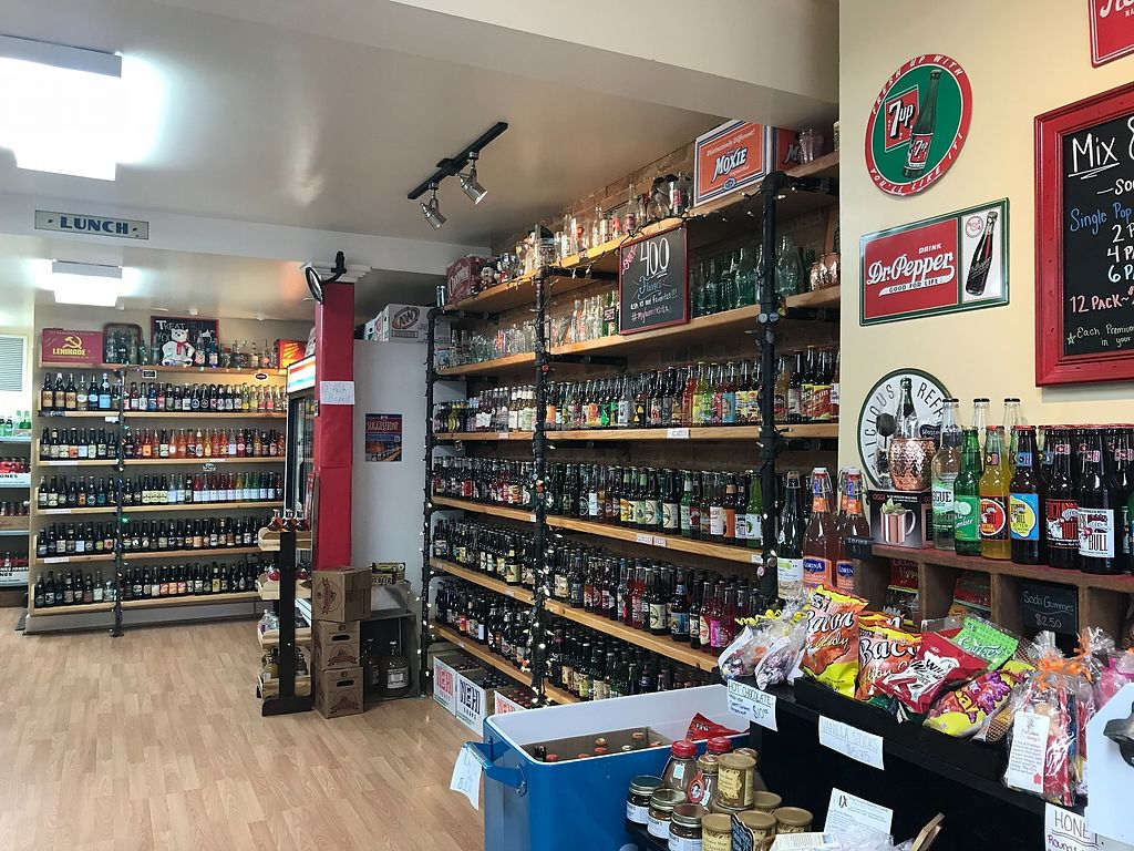 """Photo of The Pop Shop  by <a href=""""/members/profile/Alysoun%20Mahoney"""">Alysoun Mahoney</a> <br/>Shop shelves <br/> April 8, 2018  - <a href='/contact/abuse/image/111699/382704'>Report</a>"""