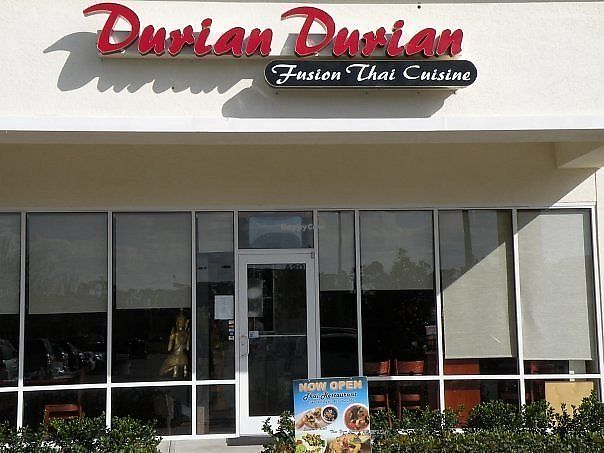 """Photo of Durian Durian Fusion Thai Cuisine  by <a href=""""/members/profile/community"""">community</a> <br/>Durian Durian Fusion Thai Cuisine <br/> February 10, 2018  - <a href='/contact/abuse/image/111700/357236'>Report</a>"""