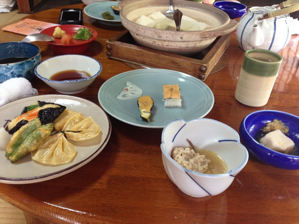 """Photo of Seizansodo  by <a href=""""/members/profile/jswiss"""">jswiss</a> <br/>Tofu Lunch Set <br/> August 29, 2015  - <a href='/contact/abuse/image/11172/115598'>Report</a>"""