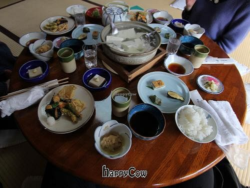 """Photo of Seizansodo  by <a href=""""/members/profile/LucidDreams"""">LucidDreams</a> <br/>Heavenly 6 course dinner! <br/> April 8, 2013  - <a href='/contact/abuse/image/11172/46714'>Report</a>"""
