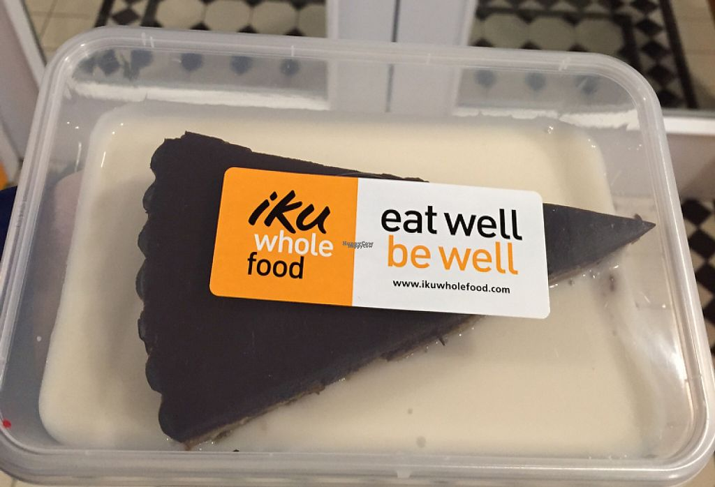 "Photo of Iku Wholefood Kitchen - Rozelle  by <a href=""/members/profile/leonardhall"">leonardhall</a> <br/>cake <br/> August 31, 2016  - <a href='/contact/abuse/image/11177/248164'>Report</a>"