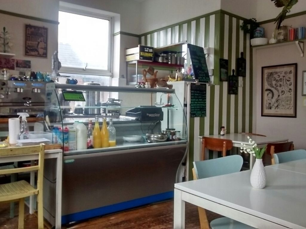 """Photo of Green Days Cafe  by <a href=""""/members/profile/Cam"""">Cam</a> <br/>inside <br/> March 20, 2017  - <a href='/contact/abuse/image/11182/238910'>Report</a>"""
