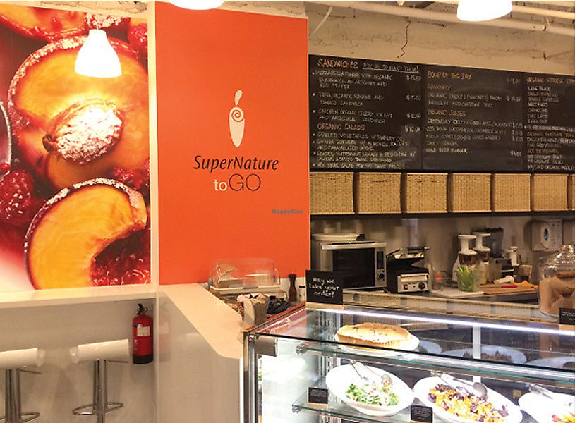 "Photo of SuperNature  by <a href=""/members/profile/babytreetrunk"">babytreetrunk</a> <br/>SuperNature To-Go Cafe <br/> February 13, 2018  - <a href='/contact/abuse/image/111859/358660'>Report</a>"