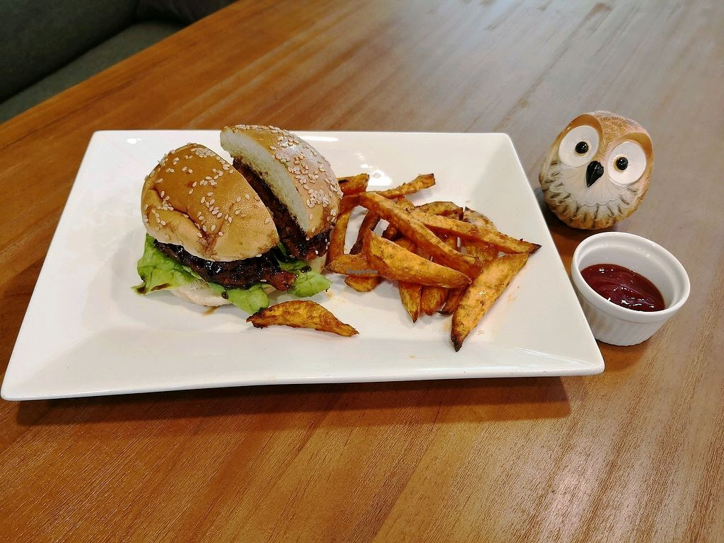 """Photo of Soul ALife - Changi City Point  by <a href=""""/members/profile/KuaMinChuen"""">KuaMinChuen</a> <br/>Terayaki Burger  <br/> March 17, 2018  - <a href='/contact/abuse/image/111860/371666'>Report</a>"""