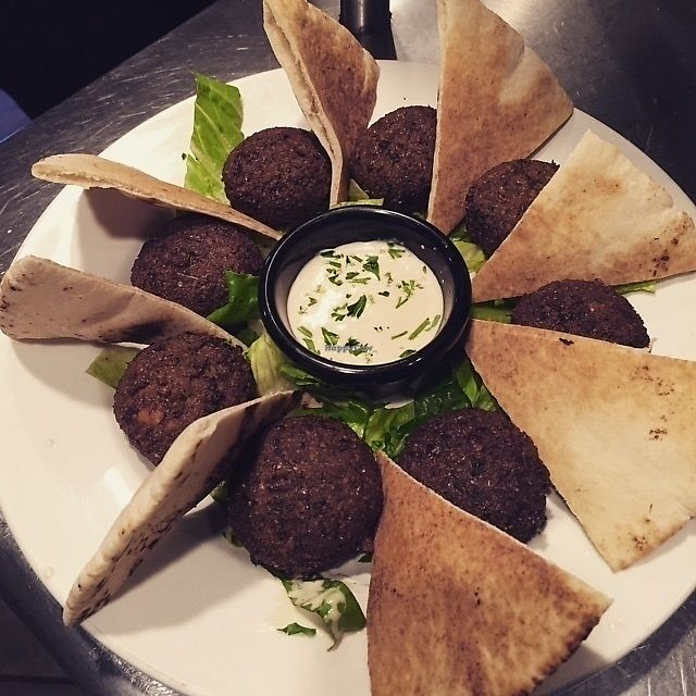 """Photo of Eat A Pita  by <a href=""""/members/profile/MoImam"""">MoImam</a> <br/>Falafel <br/> February 12, 2018  - <a href='/contact/abuse/image/111885/358557'>Report</a>"""