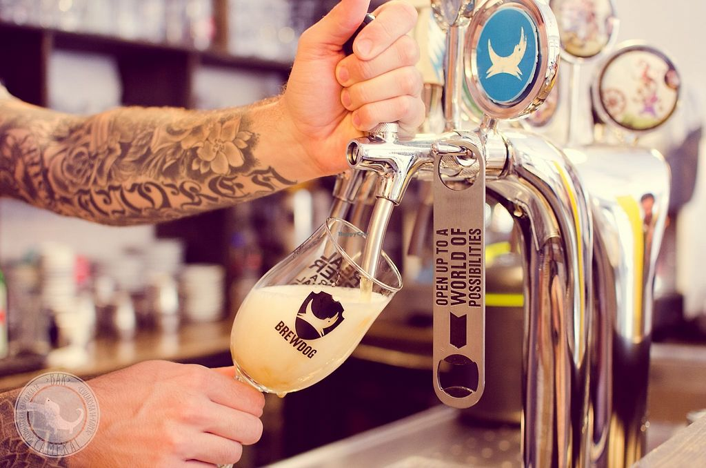 """Photo of Bar Cameral  by <a href=""""/members/profile/slovenianvegan"""">slovenianvegan</a> <br/>BrewDog vegan beer (except Jet Black Heart which contains lactose).  Photo by: Bar Cameral on Facebook <br/> February 13, 2018  - <a href='/contact/abuse/image/111897/358758'>Report</a>"""