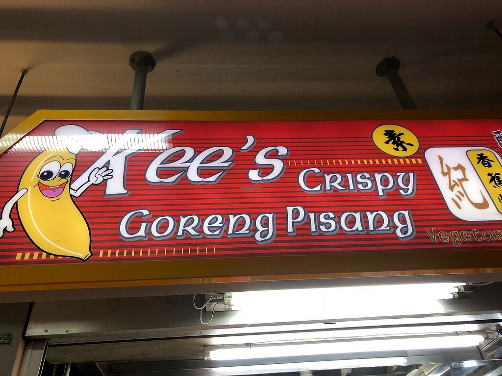 """Photo of Kee's Crispy Goreng Pisang  by <a href=""""/members/profile/CherylQuincy"""">CherylQuincy</a> <br/>Signboard <br/> February 13, 2018  - <a href='/contact/abuse/image/111912/358650'>Report</a>"""