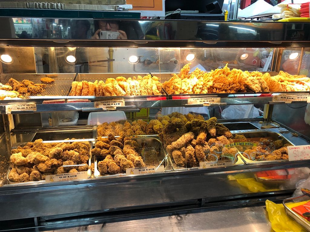 """Photo of Kee's Crispy Goreng Pisang  by <a href=""""/members/profile/CherylQuincy"""">CherylQuincy</a> <br/>Fried selection <br/> February 13, 2018  - <a href='/contact/abuse/image/111912/358652'>Report</a>"""