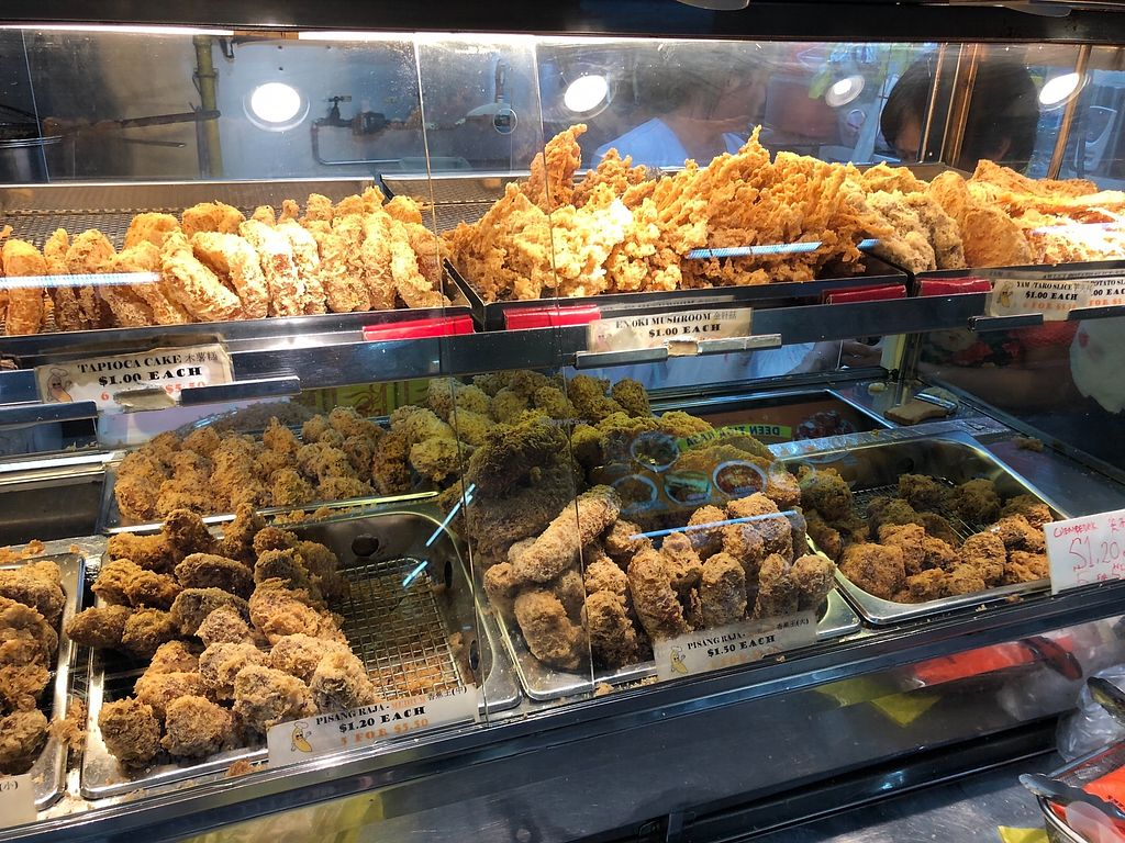 """Photo of Kee's Crispy Goreng Pisang  by <a href=""""/members/profile/CherylQuincy"""">CherylQuincy</a> <br/>Fried selection <br/> February 13, 2018  - <a href='/contact/abuse/image/111912/358654'>Report</a>"""