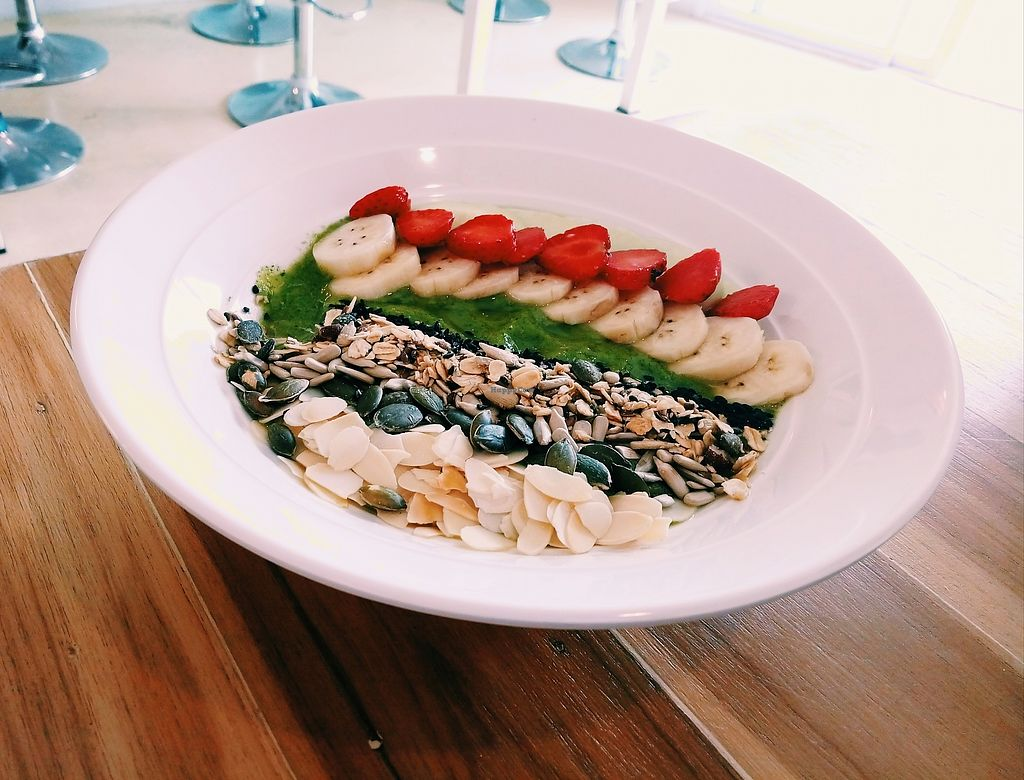 """Photo of Juice Life  by <a href=""""/members/profile/RoseV"""">RoseV</a> <br/>Smoothie bowl <br/> March 6, 2018  - <a href='/contact/abuse/image/111932/367327'>Report</a>"""