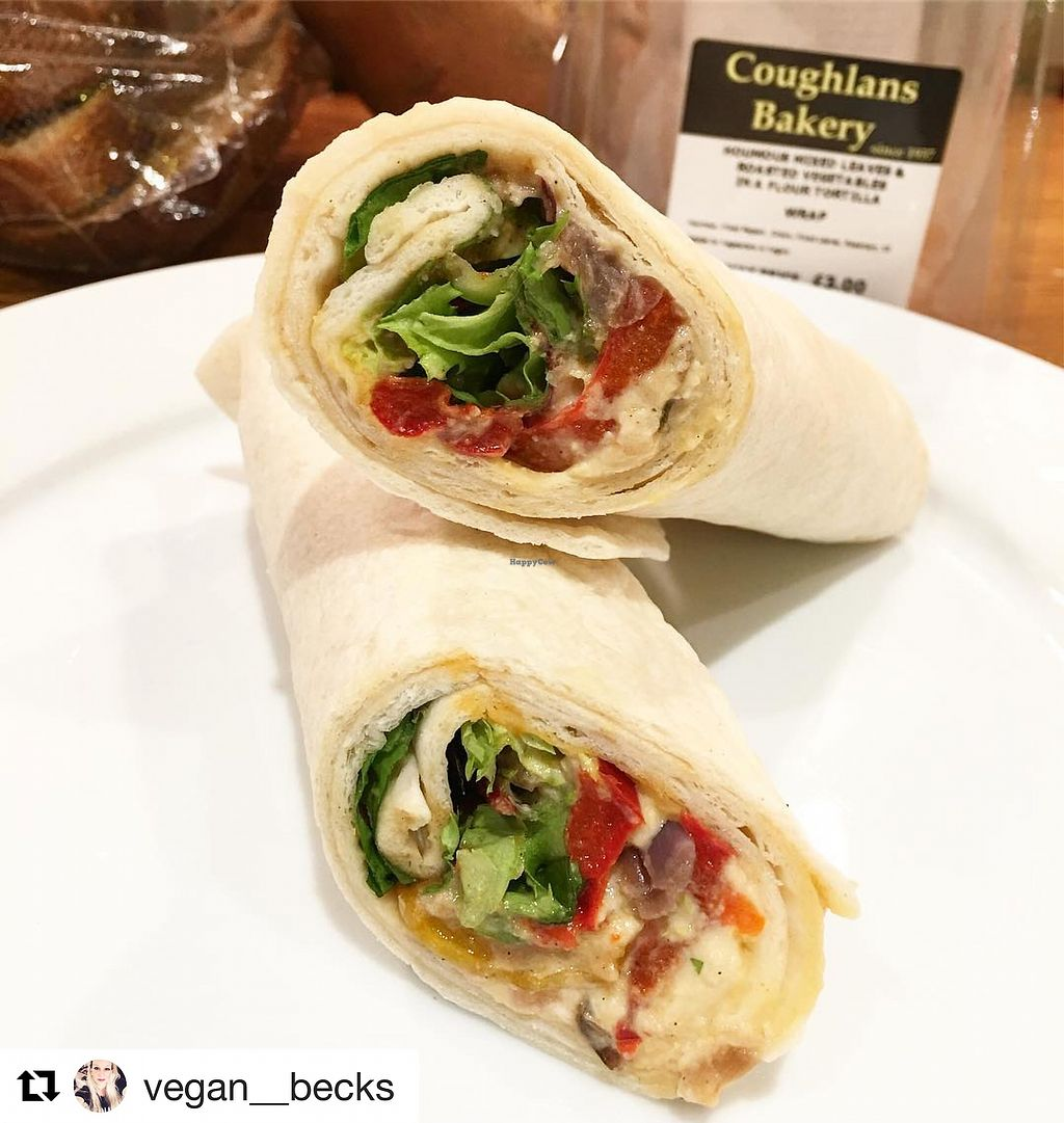 "Photo of Coughlans Bakery  by <a href=""/members/profile/%40coughlansbakery"">@coughlansbakery</a> <br/>Yummy wraps  <br/> February 15, 2018  - <a href='/contact/abuse/image/111945/359638'>Report</a>"