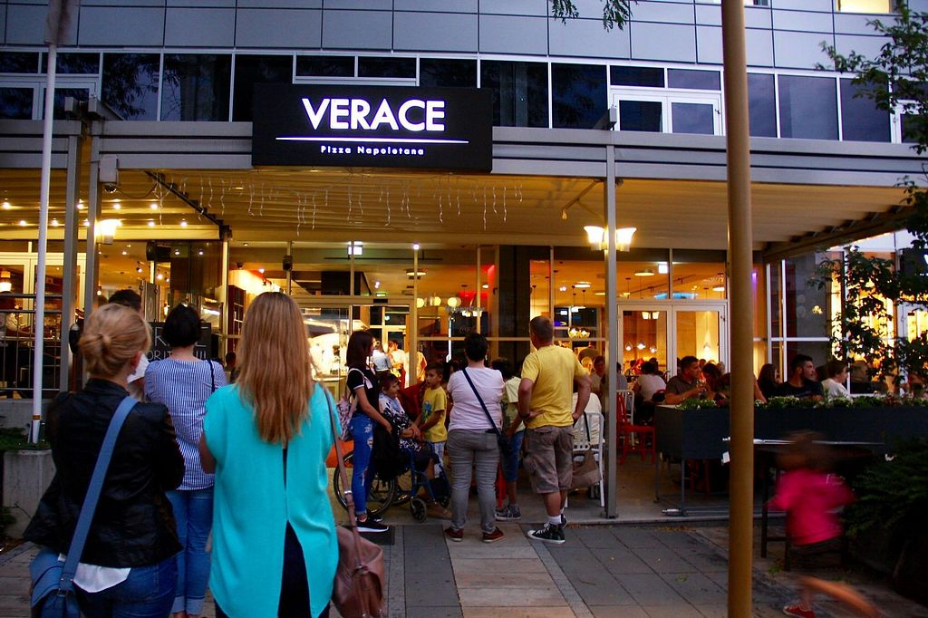 """Photo of Pizzeria Verace  by <a href=""""/members/profile/slovenianvegan"""">slovenianvegan</a> <br/>Photo by: Verace on Facebook <br/> February 13, 2018  - <a href='/contact/abuse/image/111954/358995'>Report</a>"""