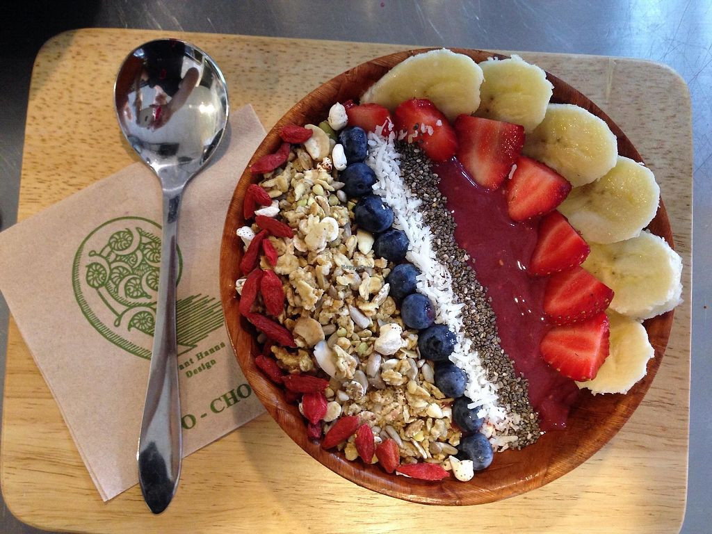 """Photo of Gre3n Superfood & Juice Bar  by <a href=""""/members/profile/CGreen"""">CGreen</a> <br/>If you have a bit of Monday-itis why not pop in for one of our Delicious bowls to help get your week onto the right track. Packed with good stuff and great tastes, our bowls will not only look good on your Instagram account but also make you feel amazing <br/> March 21, 2018  - <a href='/contact/abuse/image/112029/373694'>Report</a>"""
