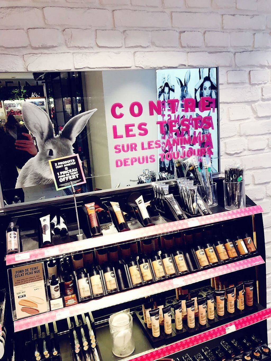 "Photo of The Body Shop - Rivoli  by <a href=""/members/profile/TARAMCDONALD"">TARAMCDONALD</a> <br/>vegan cosmetics <br/> February 17, 2018  - <a href='/contact/abuse/image/112135/360306'>Report</a>"