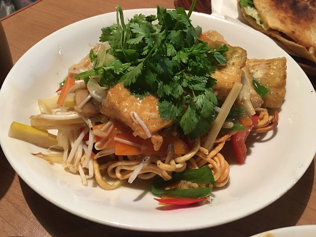 "Photo of Monpan Shokudo  by <a href=""/members/profile/arielxuxu"">arielxuxu</a> <br/>Stir fry vegetables over deep fried noodles  <br/> April 23, 2018  - <a href='/contact/abuse/image/112157/389888'>Report</a>"