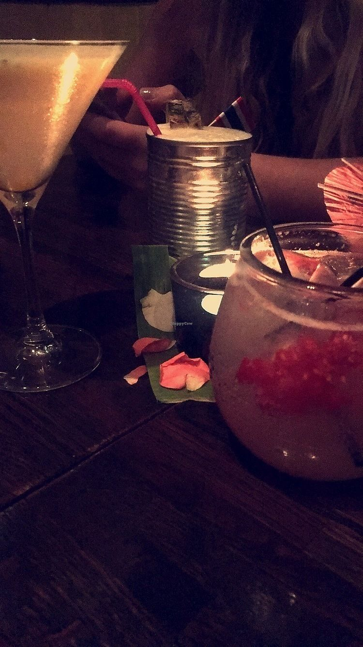 """Photo of Mango Thai  by <a href=""""/members/profile/EllieRoberts"""">EllieRoberts</a> <br/>Cocktails <br/> February 15, 2018  - <a href='/contact/abuse/image/112181/359712'>Report</a>"""