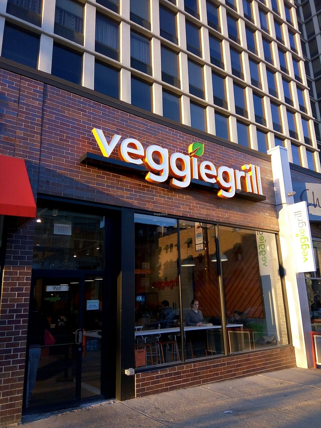 """Photo of Veggie Grill  by <a href=""""/members/profile/mster9ball1"""">mster9ball1</a> <br/>great location <br/> March 11, 2018  - <a href='/contact/abuse/image/112183/369504'>Report</a>"""
