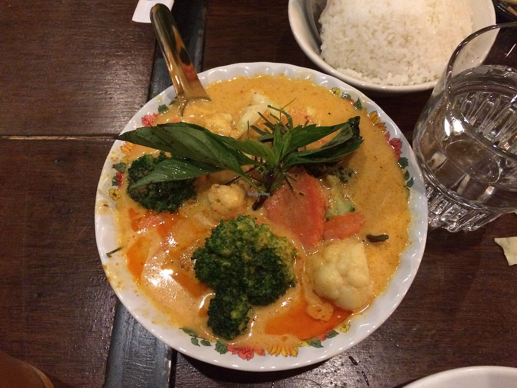 "Photo of Isarn Thai Soul Kitchen  by <a href=""/members/profile/Arti"">Arti</a> <br/>veggies  <br/> February 18, 2018  - <a href='/contact/abuse/image/112380/360745'>Report</a>"