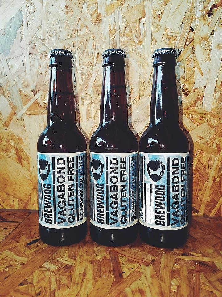 """Photo of Urban Piqniq  by <a href=""""/members/profile/slovenianvegan"""">slovenianvegan</a> <br/>Vegan beer BrewDog.  Photo by: Urban Piqniq on Facebook <br/> February 18, 2018  - <a href='/contact/abuse/image/112385/360839'>Report</a>"""