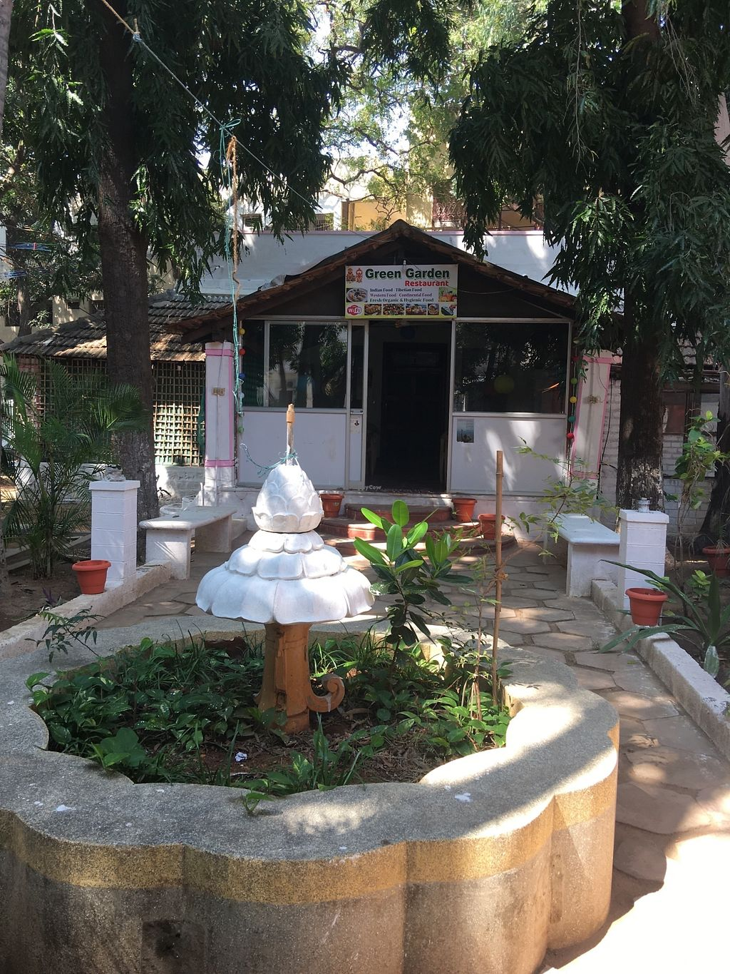 """Photo of Green Garden  by <a href=""""/members/profile/DevotedToMahadev"""">DevotedToMahadev</a> <br/>Entrance <br/> February 18, 2018  - <a href='/contact/abuse/image/112406/360686'>Report</a>"""