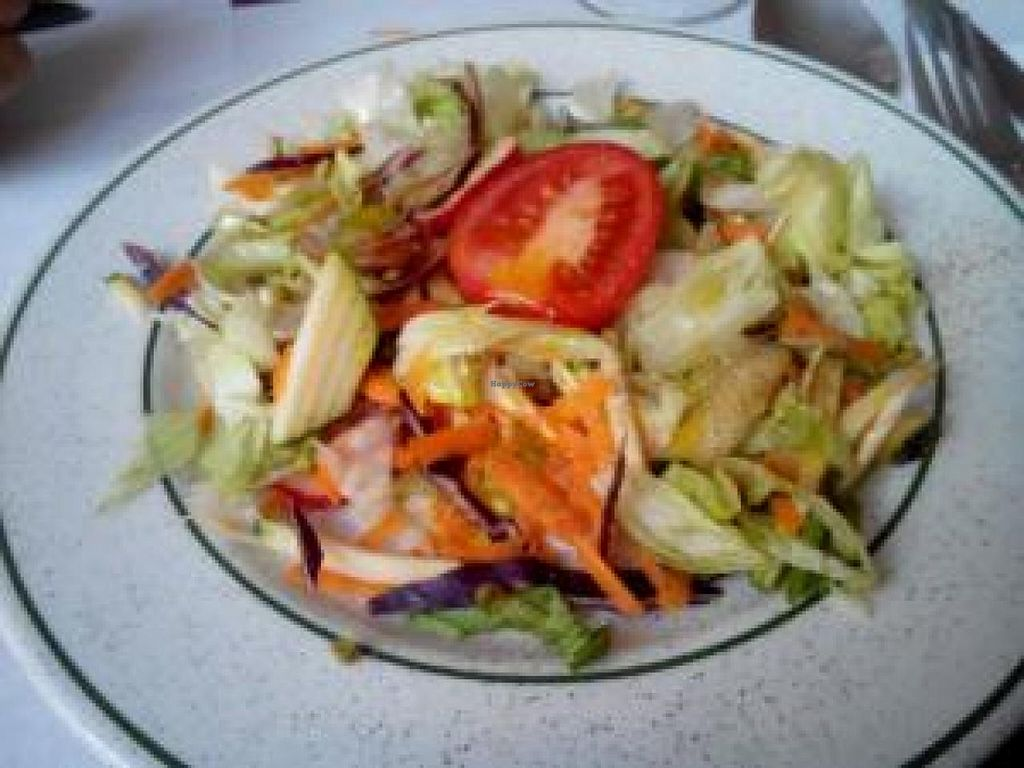 """Photo of CLOSED: Vegetariano  by <a href=""""/members/profile/AshleyB"""">AshleyB</a> <br/>Mixed salad with organic bean sprouts <br/> November 3, 2014  - <a href='/contact/abuse/image/1124/84527'>Report</a>"""
