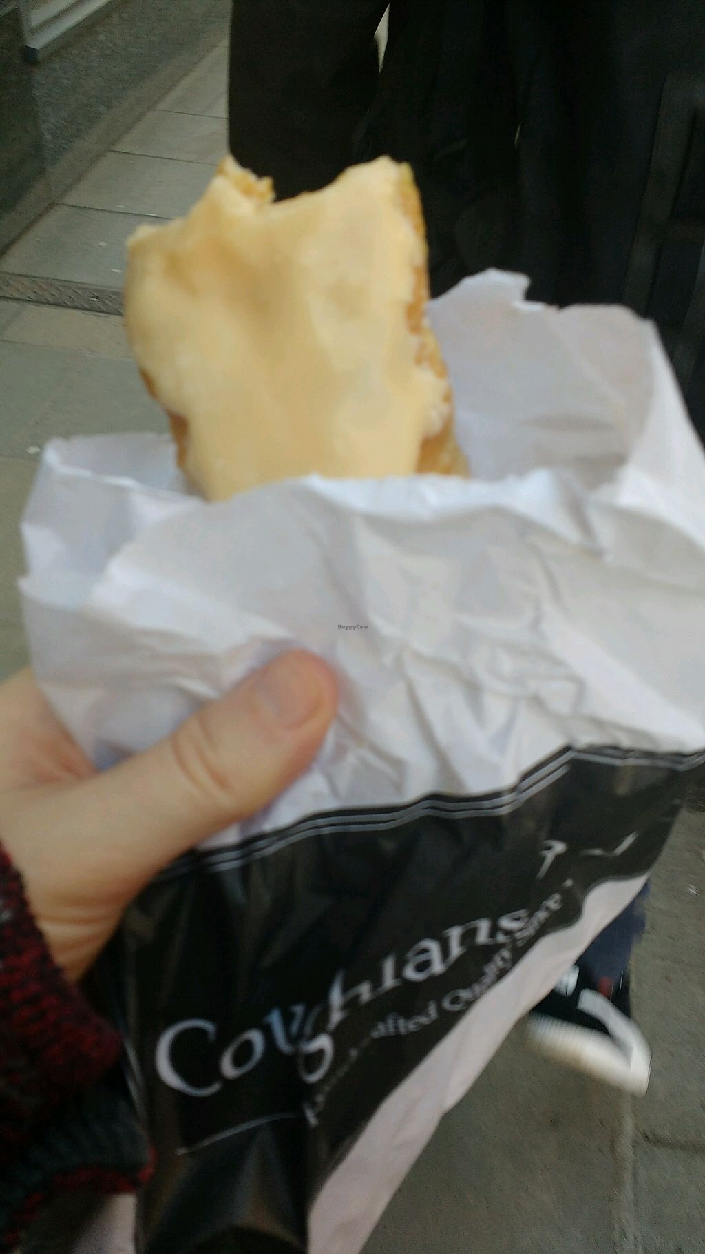 """Photo of Coughlans Bakery  by <a href=""""/members/profile/MorganaMcHale-Dill"""">MorganaMcHale-Dill</a> <br/>vegan butterscotch yum yum  <br/> February 19, 2018  - <a href='/contact/abuse/image/112559/361408'>Report</a>"""